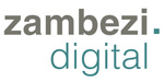 Zambezi Digital Mobile Logo